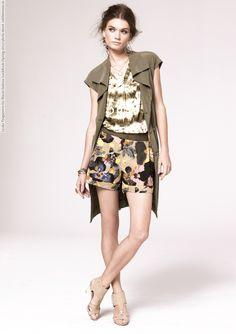 Lyoka Tyagnereva for Macys fashion LookBook (Spring 2011) photo shoot (5 HQ pictures) #LyokaTyagnereva, #Macys #Lookbook