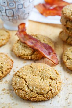 ... | Butter tarts, Pistachio biscotti and Bacon chocolate chip cookies