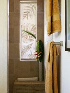Have a spa-like experience in your home with these easy, budget-friendly bathroom ideas.