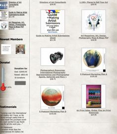 artists, art orbs, art pros need to know about these resources http://artistmarketingresources.com/7613-2/