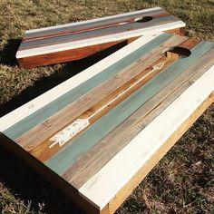 17 Best ideas about Custom Cornhole Boards on Pinterest | Diy ...