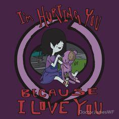 Mr. Hambo; Adventure Time shirt
