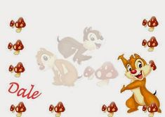 Free Printable Invitations, Free Printables, Chip And Dale, Mickey And Friends, Blogger Templates, Tigger, Custom Stickers, Create, Cards