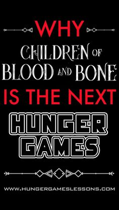Why Children of Blood and Bone is the next Hunger Games Book Club Books, New Books, Book Clubs, Book Suggestions, Book Recommendations, Books To Read 2018, Create Your Own Book, Blood And Bone, Independent Reading