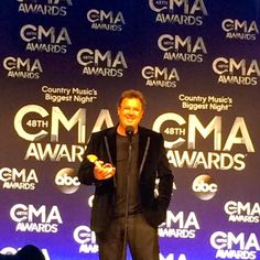 """Backstage: """"Everybody's career is going to be slightly fleeting, but those songs will never go away."""" @VGcom"""