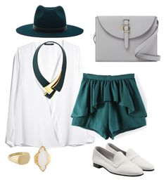 Girlscout by charlottebrolin on Polyvore featuring polyvore, fashion, style, MANGO, Pierre Hardy, Meli Melo, Marni, HEATHER BENJAMIN, Grace Lee Designs and Janessa Leone