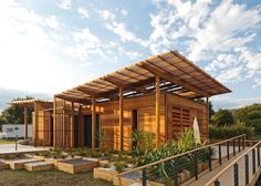 With prefabricated components, solar power, airtight construction and a small footprint, this home, designed and built by a team of students at New Zealand's Victoria University, earned third place in 2011 in the U.S. Solar Decathlon, an international competition that challenges 20 teams of architecture students to make small, cost-effective, solar-powered homes.