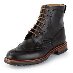 Alfred Sargent Lombard - Pediwear Footwear
