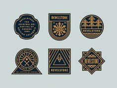Revelstoke BC by Steve Wolf #Design Popular #Dribbble #shots