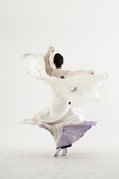 Lines. . .(Korean traditional dance) by YoungGeun Kim