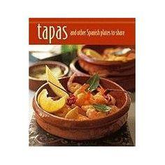 tapas recipe book reviews