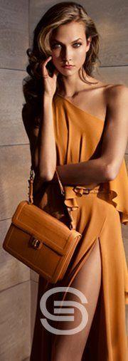 Karlie Kloss for Elie Saab #Karlie_Kloss #Woman #Beauty