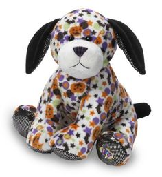 #Webkinz Spooky Puppy Plush