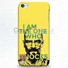 Breaking Bad Golden Moth Chemical Methylamine Yellow Bee iPod Touch 5 Case | casefantasy