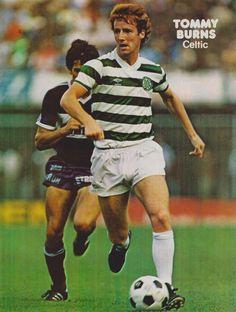 Tommy Burns Celtic 1982