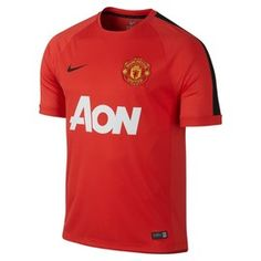 e50ff45008adc Manchester United Kids (Boys Youth) Squad Training Jersey 2014 – 2015 (Red)
