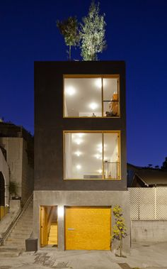 Eels Nest | Echo Park, Los Angeles, California | Anonymous Architects