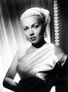 Lana Turner by Eric Carpenter, 1946.