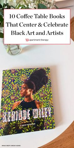 As an artist, and lover of art history, I am always looking for ways to learn more and showcase Black excellence throughout my home. Here are ten coffee table books that celebrate Black art and artists. Start High School, Art In The Age, Hanging Plants, Plants Indoor, Bohemian Living Rooms, High Art, Black Artists, Coffee Table Books, Book Nooks