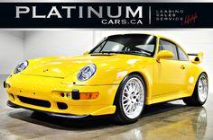 1996 Porsche 911 993 TURBO / 550 HP Coupe