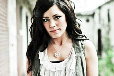 """Kari Jobe """"Comparison will be the number one thing that will keep you from doing what God's calling you to do. He's put a gift and a call and a desire in your heart that is different than anyone else's. And you're wired that way for a reason."""""""