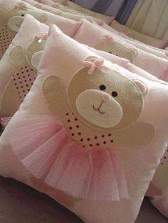 Sweet Home: Ilusad padjad väikesele printsessile