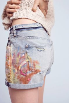 Shop the Pilcro Hyphen Mid-Rise Shorts and more Anthropologie at Anthropologie today. Read customer reviews, discover product details and more.