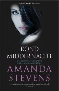 IBS Thriller - Amanda Stevens - Rond middernacht #harlequin #ibsthriller #boeken #lezen #amandastevens