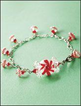Peppermint Twist Bracelet