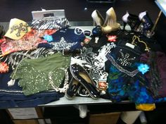 Whether it's accessories, tops, jeans or shoes- Plato's Closet has you sparkling from head to toe!