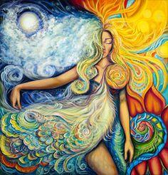 Weaving Dreams - Eva Ruiz