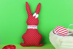 My Etsy Shop, Bunny, Easter, Retro, Decoration, Trending Outfits, Unique Jewelry, Handmade Gifts, Check