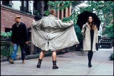 Elliot Erwitt. Fashion 1989 NY