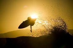 Surfing: Stuart Gibson