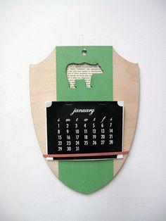 Poppytalk: 2012 Calendar Round-Up! (Part 3)