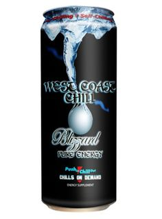 """""""Chill on demand"""" with WestCoastChill """"world first"""" self-cooling EnergyDrink in USA"""