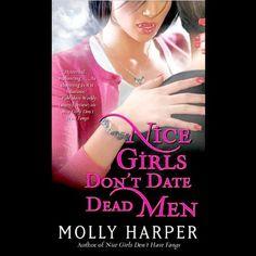 Nice Girls Don't Date Dead Men: Jane Jameson, Book 2 (Unabridged) by Molly Harper, http://www.amazon.co.uk/dp/B0038Z353I/ref=cm_sw_r_pi_dp_ZwmGtb1GM2FEH