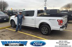 https://flic.kr/p/JSavoG | #HappyBirthday to Pattrick from Shawn Raleigh at Waxahachie Ford! | deliverymaxx.com/DealerReviews.aspx?DealerCode=E749