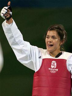María del Rosario Espinoza será la abanderada olímpica