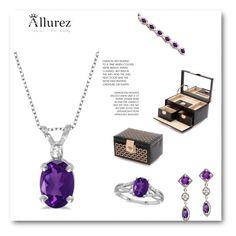 """Allurez"" by ajdin-lejla ❤ liked on Polyvore featuring Allurez"
