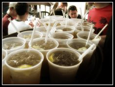 Long Islands at The Cafe