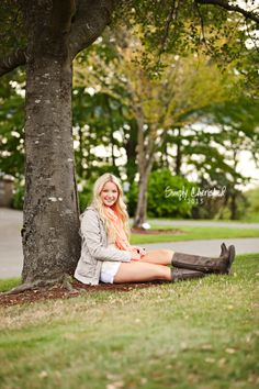 Gorgeous Senior Photo Ideas