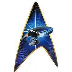 Star Trek Enterprise Wall Clock