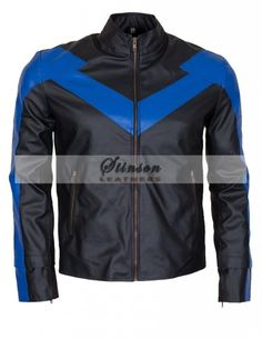 Night Wing Leather Jacket sale in UK