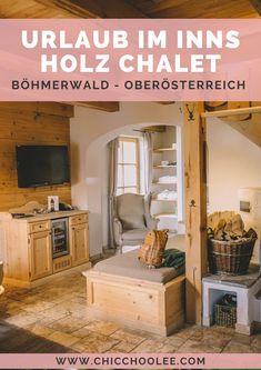 Inns Holz - Hotel und Charlets im Böhmerwald, Mühlviertel Stacked Washer Dryer, Washer And Dryer, Hotels, Das Hotel, Restaurant, Home Appliances, Relaxing Room, Travel Inspiration, House Appliances