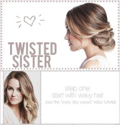 The Queen's Throne.: Twisted Sister (from Lauren Conrad)