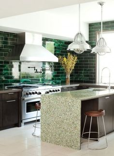 65 Best Color Spotlight Dark Green Tile Images In 2019 Bath