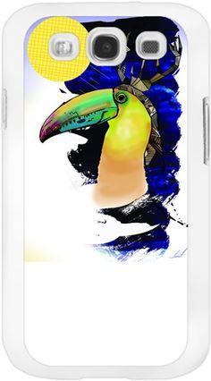 Tukan Kuşu Kendin Tasarla - Samsung Galaxy S3 Kılıfları