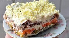 Очень вкусный салат из печёнки — Мир интересного