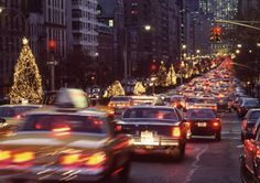 Stress Less Over Holiday Traffic